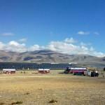 В России заработала первая солнечная электростанция