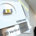Samsung начала серийное производство первых чипов 3D NAND с 3-битовой ячейкой