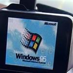 """""""Самый бесполезный хак в истории"""": юный энтузиаст загрузил Windows 95 на """"умные""""..."""