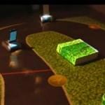 Японец превратил квартиру в трассу Mario Kart (ВИДЕО)