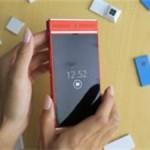 В Google продемонстрировали рабочий прототип модульного смартфона Ara (ВИДЕО)