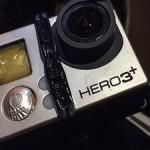 Беспилотник расплавил камеру в жерле вулкана: видео