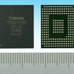 Toshiba выпустила чип для автомобильных систем следующего поколения
