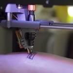 Французские дизайнеры сделали из 3D-принтера автоматический татуировочный аппарат