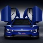 Volkswagen презентовал спорткар на базе самого экономичного автомобиля