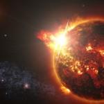 Карликовая звезда произвела вспышку в 10 тысяч раз мощнее солнечной