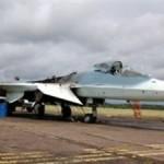 Пилоты Су-35 способны остановить самолет в воздухе