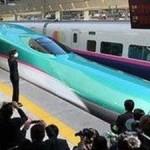 Япония представила самый быстрый поезд в мире