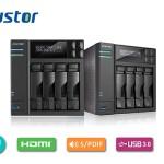 Asustor AS7004T: сетевой накопитель на процессоре Intel Core i3