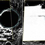 Зонд NASA обнаружил лед на Меркурии