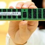 Samsung начинает массовое производство 8-Гбит DDR4-чипов, 32-Гбайт DDR4-модулей