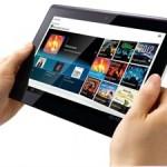 Sony готовит планшет с 12-дюймовым экраном