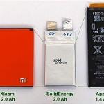 Новая батарея вдвое увеличит время работы смартфона после зарядки