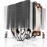 Noctua выпустила три CPU-кулера премиум-класса