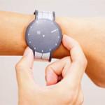 В Sony раскрыли подробности проекта смарт-часов из электронной бумаги