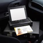 Epson WorkForce WF-100: компактный и лёгкий мобильный принтер