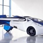 Летающий AeroMobil открывает новые горизонты для автомобилистов
