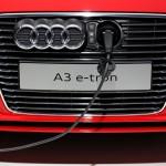 Audi наметила выпуск электромобиля на 2017 год