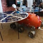Китай показал прототип своего первого марсохода