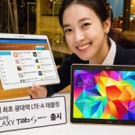 Планшет Samsung Galaxy Tab S 10.5 получил поддержку LTE-Advanced