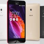 Обновлённые смартфоны ASUS ZenFone будут базироваться не только на чипах Intel