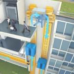 Разработана первая в мире система маглев-лифтов