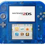 Консоль Nintendo 2DS выйдет в прозрачном исполнении