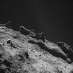 Зонд Philae обнаружил на комете Чурюмова-Герасименко органические соединения