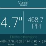 Vsenn: ещё один проект по созданию модульных смартфонов