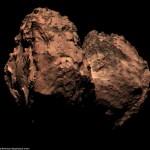 Фото дня: снимок кометы Чурюмова-Герасименко с предельно точной цветопередачей