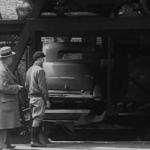 Автоматическая вертикальная парковка образца 1932 года