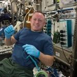 NASA отправило на МКС ключ-трещотку «по e-mail»