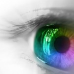 Человеческий глаз способен видеть инфракрасный свет