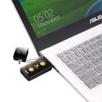 ASUS Xonar U3 Plus: внешняя аудиокарта в виде USB-брелока