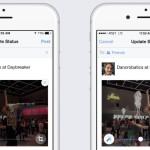 Мобильный Facebook начал автоматически корректировать фотографии