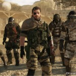 The Game Awards: мировая премьера геймплея Metal Gear Online