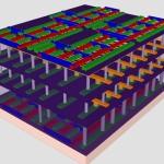 В Стэнфордском университете создан «многоэтажный» компьютерный чип