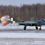 Первый полет ПАК ФА с новыми двигателями запланирован на 2017 год