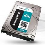 Жёсткие диски Seagate ёмкостью 8 Тбайт стоят всего 250 евро