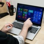 В будущем году до 17 % ноутбуков будут оснащены сенсорными экранами