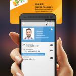 Группа компаний ISBC выпустила уникальные NFC-визитки