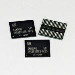 Samsung начинает массовое производство 8-Гбит чипов GDDR5