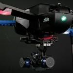 Новые модификации дронов смогут вести не только фото- и видеосъёмку