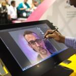 CES 2015: 27 монитор и графический планшет от Wacom