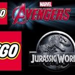 Warner Bros. готовит четыре LEGO-релиза в этом году