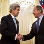 Лавров и Керри обсудили ситуацию в Украине
