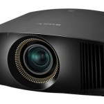 CES 2015: домашний Ultra HD-кинопроектор Sony VPL-VW350ES