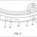 Apple запатентовала гибкие электронные устройства