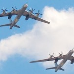 Российские бомбардировщики напугали британцев