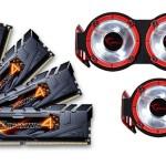 G.Skill представила модули оперативной памяти DDR4-3400